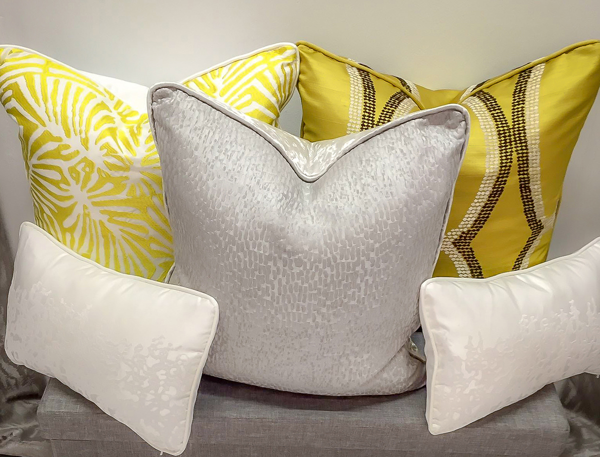 Home sofa cushions